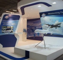 Fuchs - Paris Airshow Exhibition 1