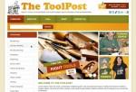 The ToolPost Website