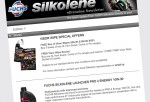 Email Marketing - Fuchs Silkolene Newsletter