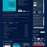 Kings Singers website detail
