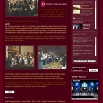 Kings Singers website foundation
