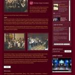 Kings Singers website foundation