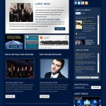 Kings Singers website home