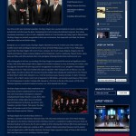 Kings Singers website info