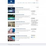 Project Pool Website - blog
